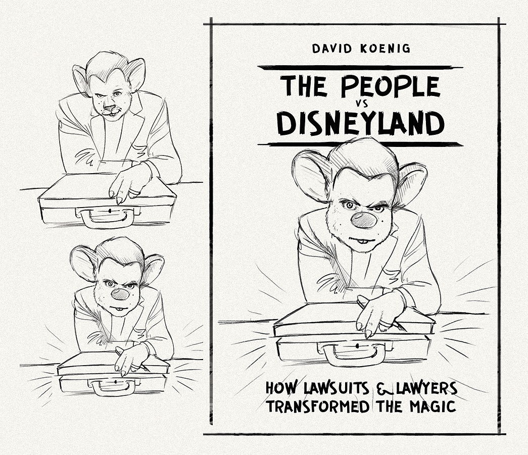 The People vs Disneyland - Sketches